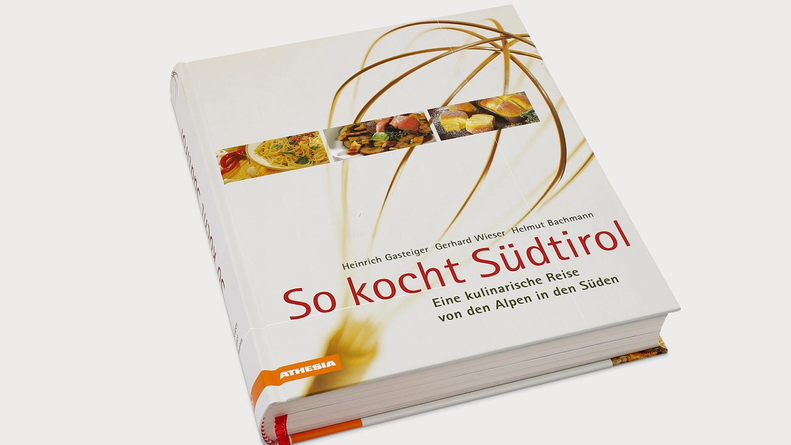 Kochbuch - Athesia Verlagsanstalt