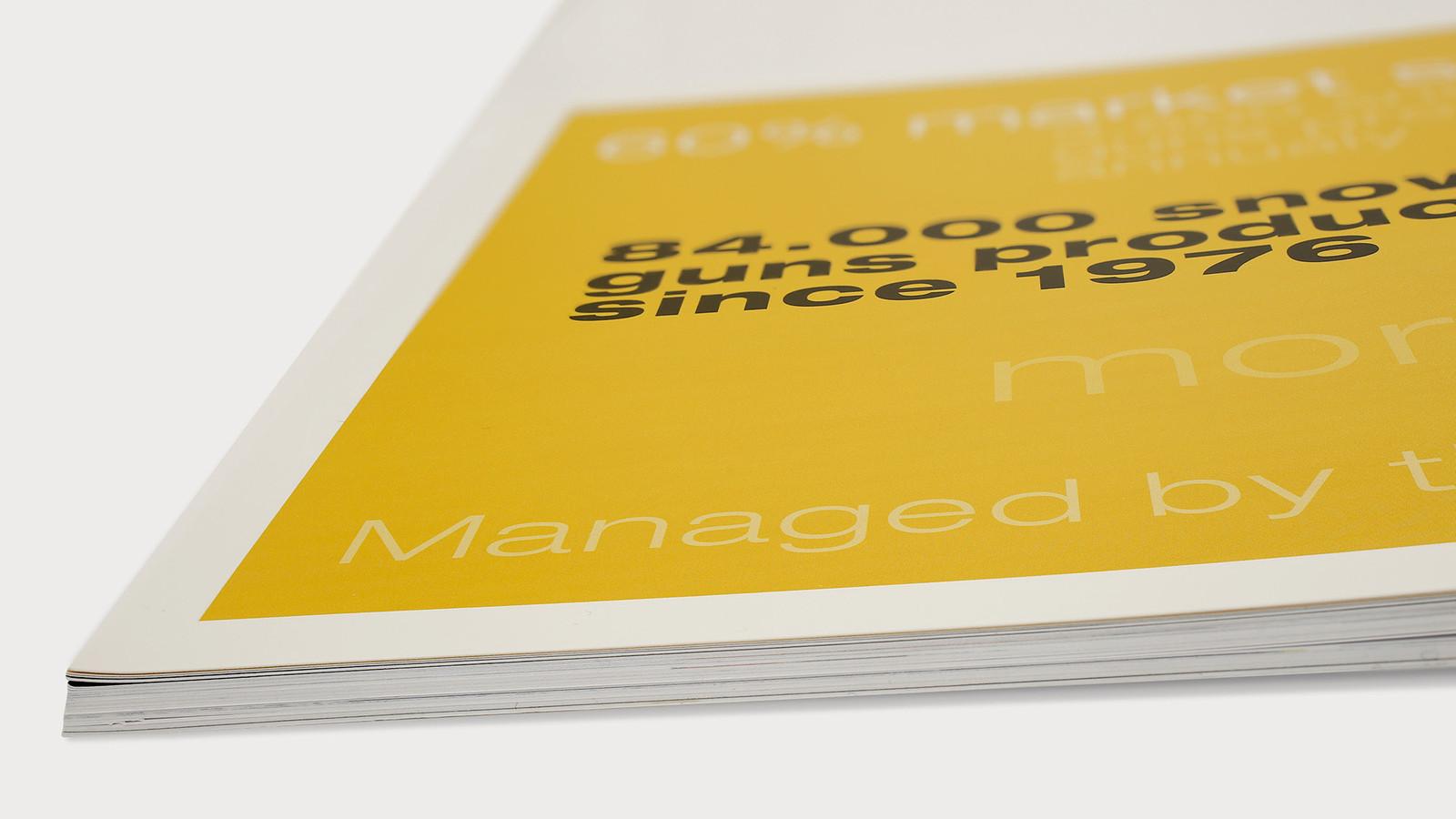 Broschüre - Technoalpin